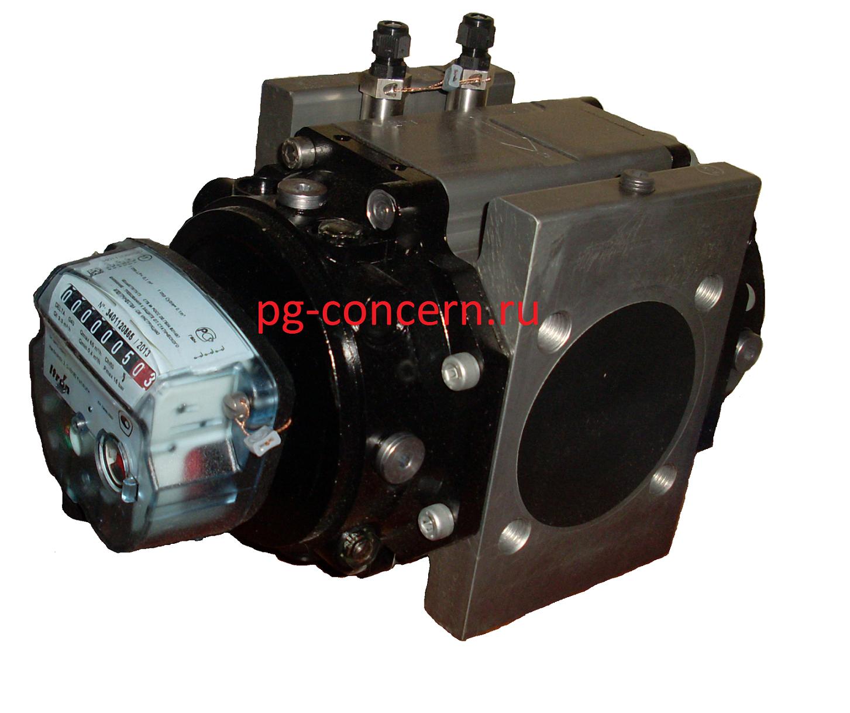 Счетчик газа DELTA (Дельта) G650 1:200