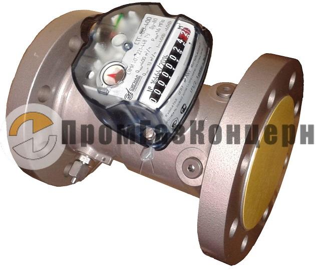 Счетчик газа СТГ-80-250