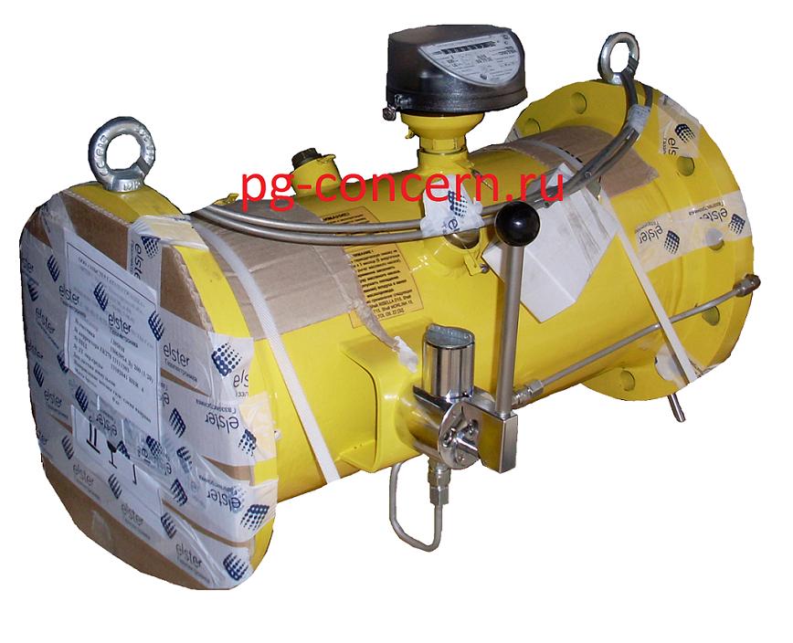 Турбинные счетчики газа TRZ 160