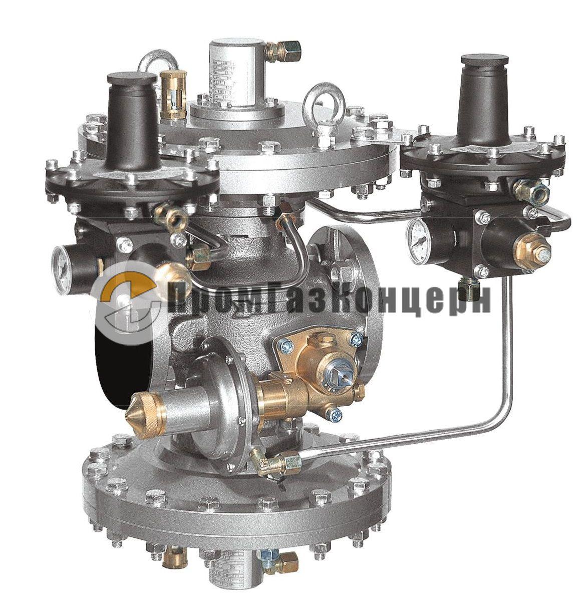 Регуляторы давления газа пилотного действия TPR 80 (SamGas)