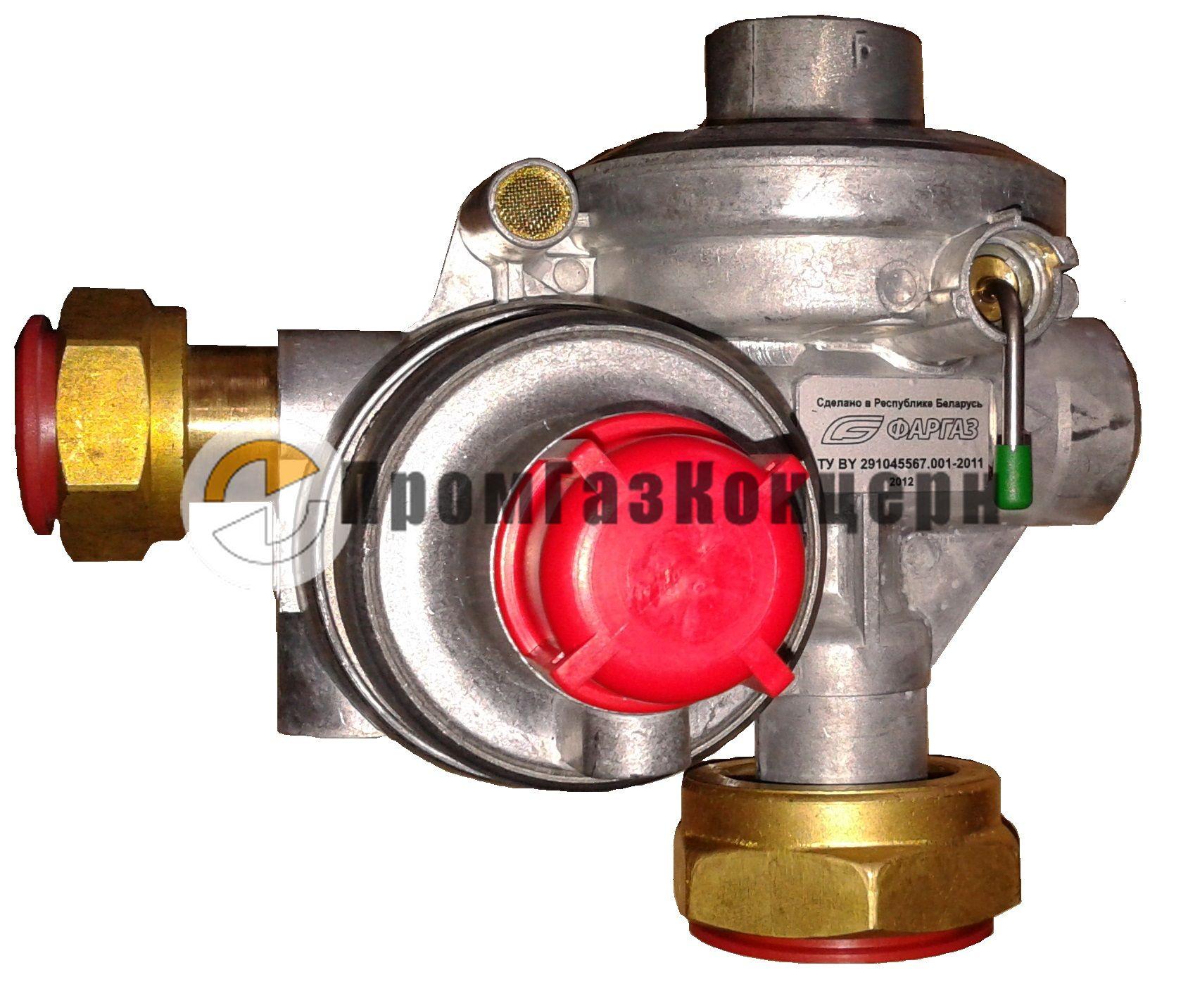 Регулятор давления газа RF