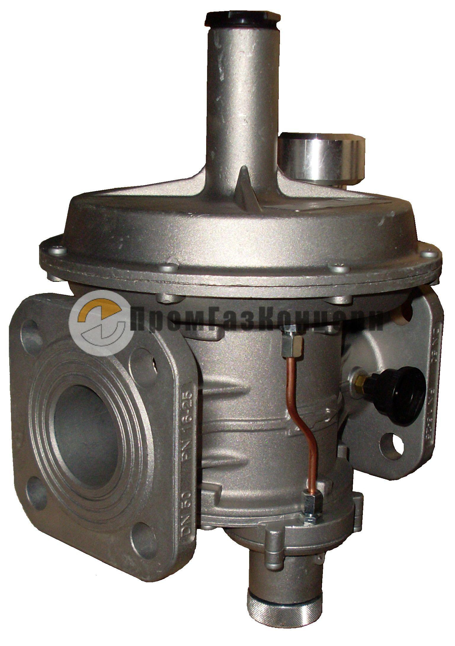 регуляторы давления газа rg-2mb