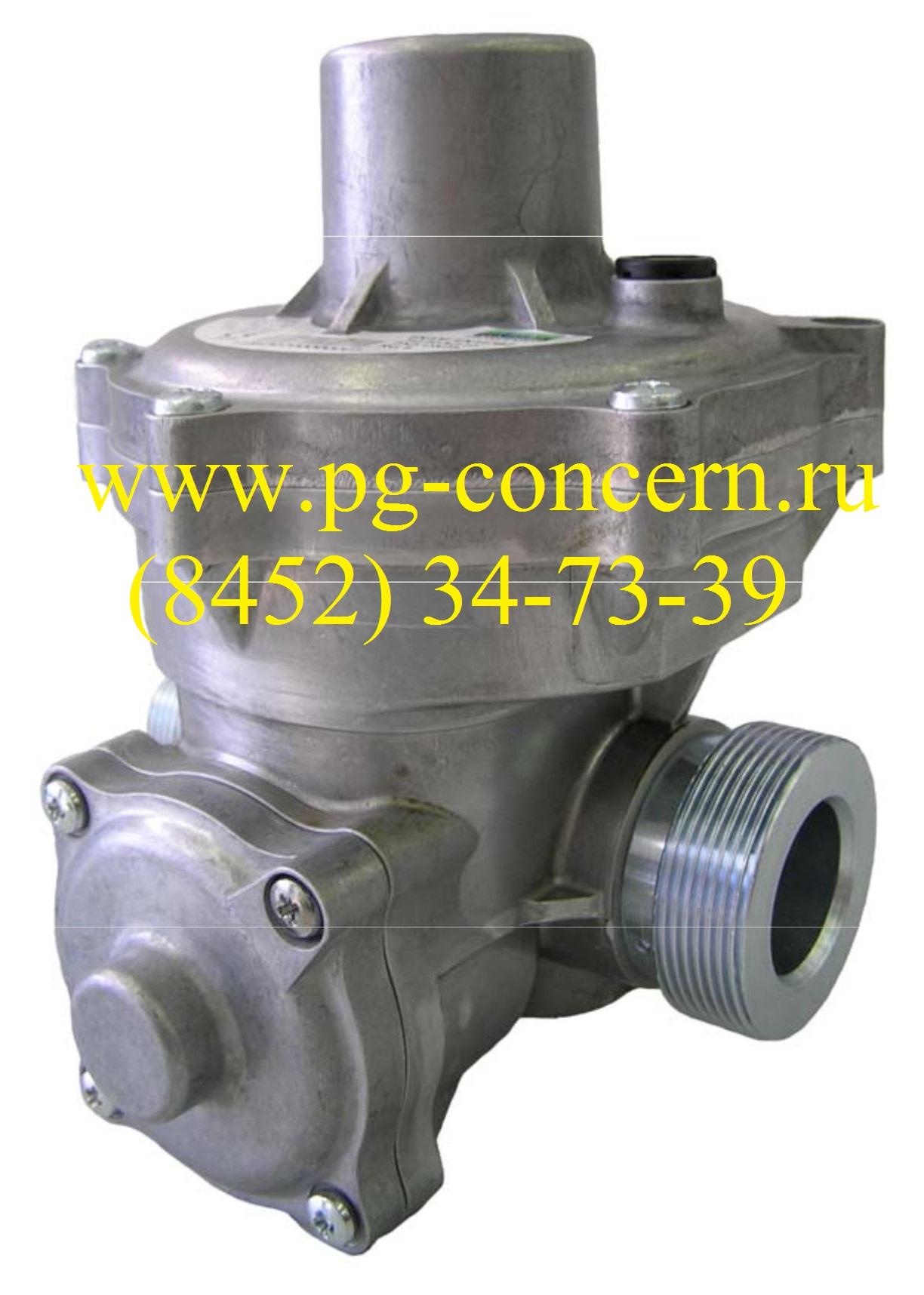 Бытовой регулятор давления газа VF