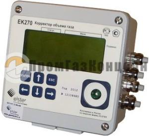 Корректор бъема газа ЕК 270