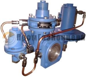 Регулятор давления газа РДСК-50-400
