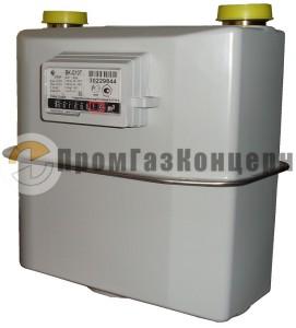 Счетчик газа BK G-10T