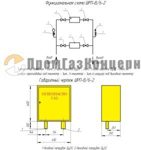 Схема ШРП-В/6-2